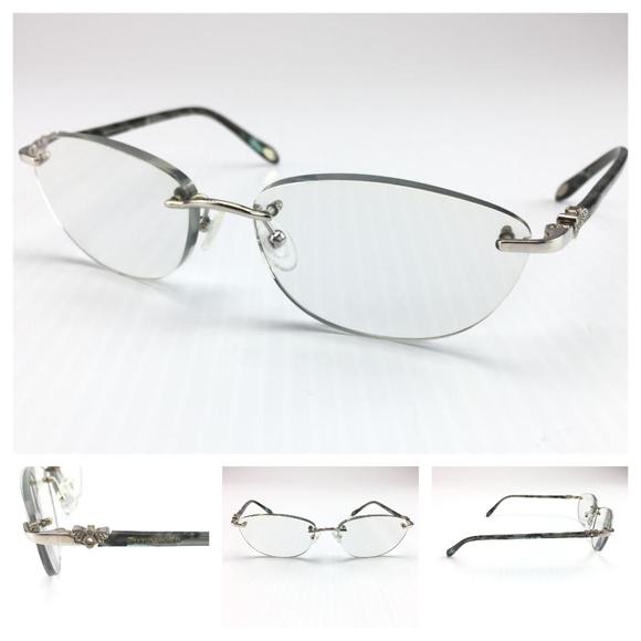 17a84c168c1a Tiffany   Co TF 1062-B Designer Eyeglasses frames.  M 5af48f1a84b5ce8ae8e9c68e